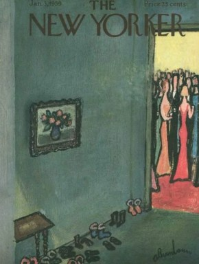 The New Yorker, Jan. 3 1959