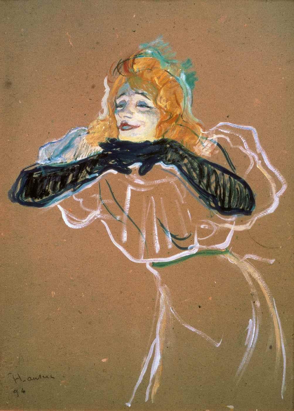 9me Histoire  Le 9e de Toulouse Lautrec