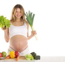 Végétarienne et enceinte : est-ce compatible ?