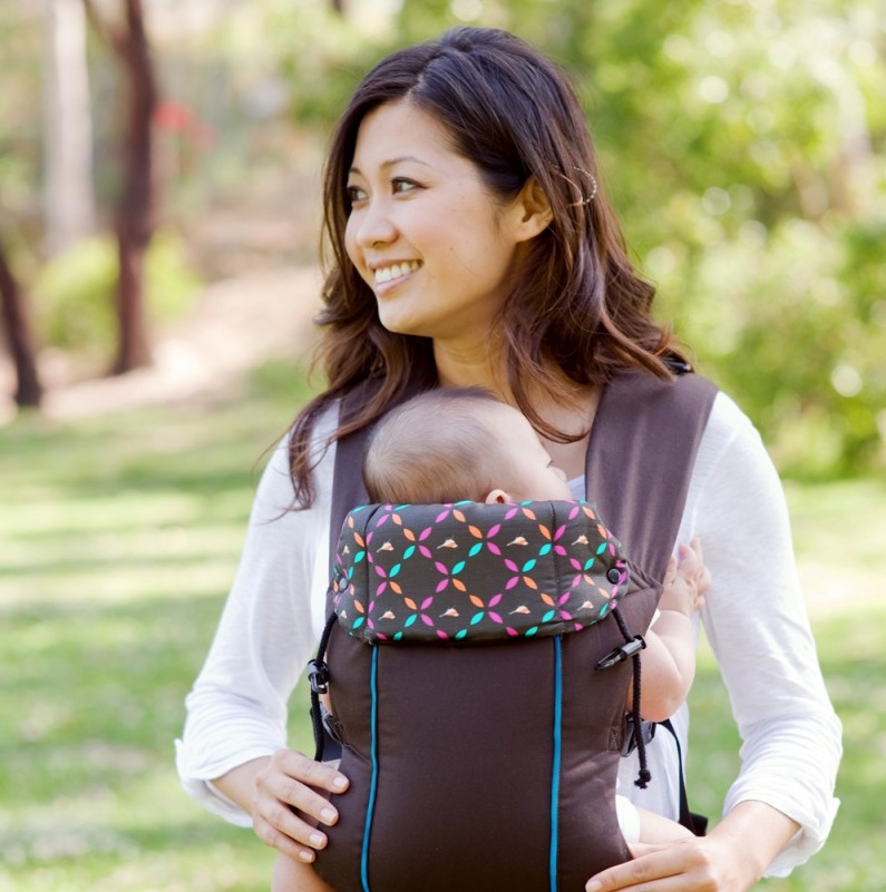 se promener en securite avec bebe