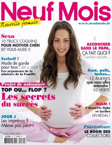 magazine Neuf Mois fevrier/mars 2014