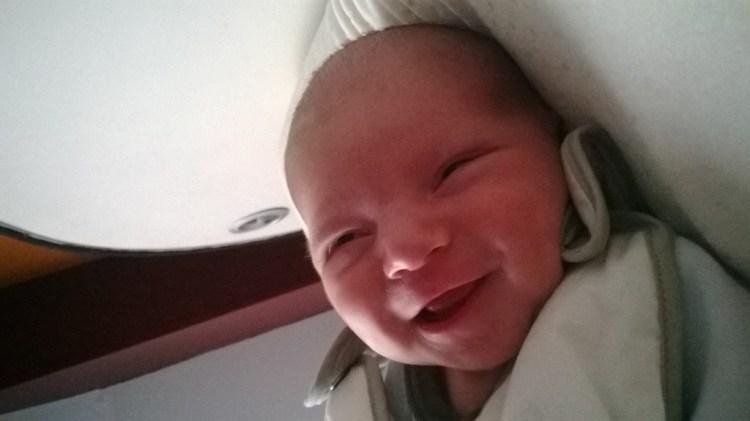 Tyago, né le 11 octobre 2014