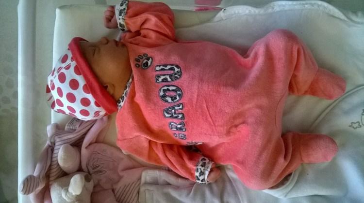 Stella, néele 3 octobre 2014