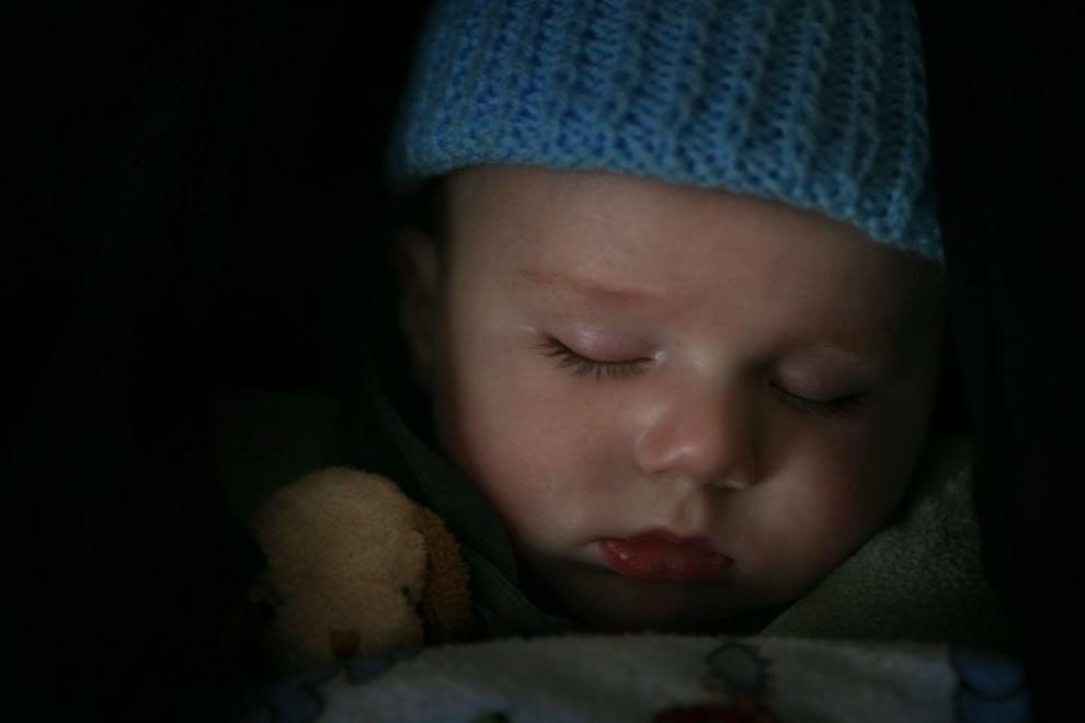 bébé qui dort  (5)