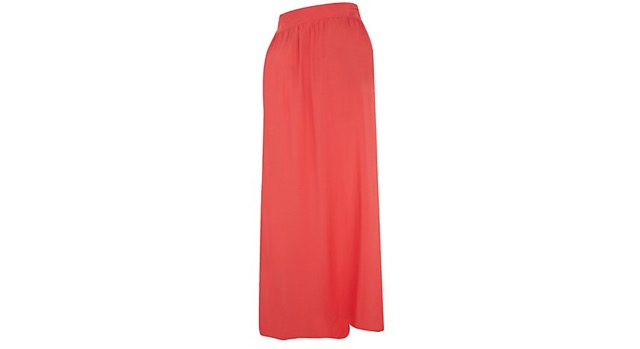 Maternity Coral Woven Maxi Skirt, New Look, 22,99 €