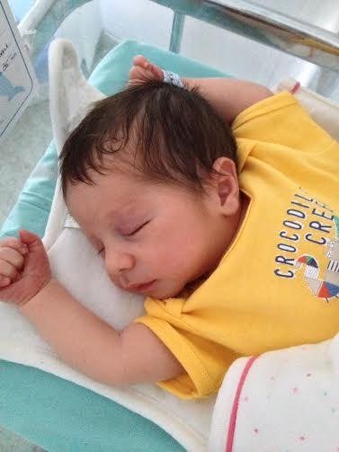 Amir, né le 15 juillet 2015