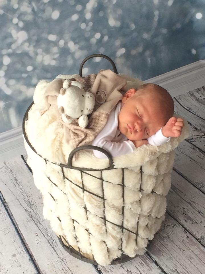 Hugo, né le 17 juillet 2015