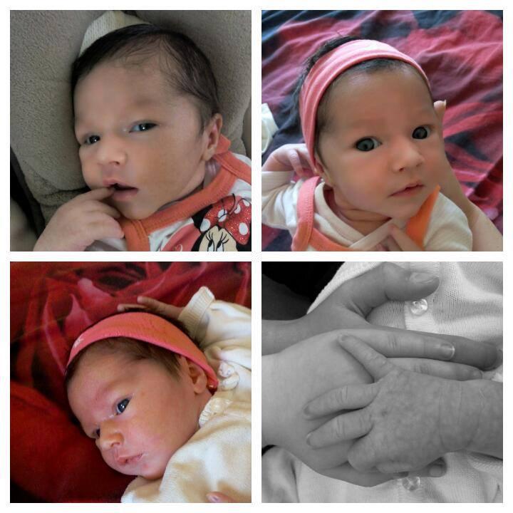 Amelie, née le 20 juillet
