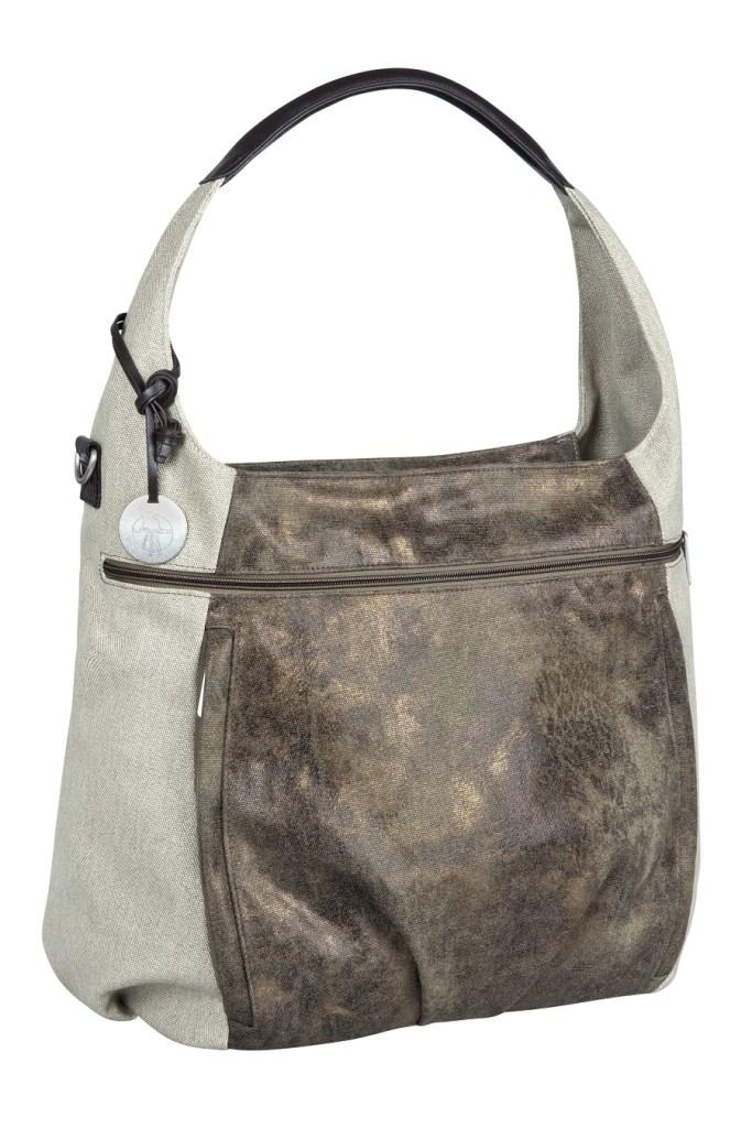Lassig Hobo Bag Olive-Beige