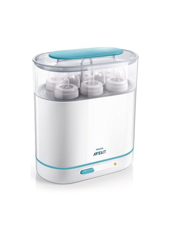 Philips AVENT Sterilisateur electrique - Express a Vapeur - Sans Accessoires