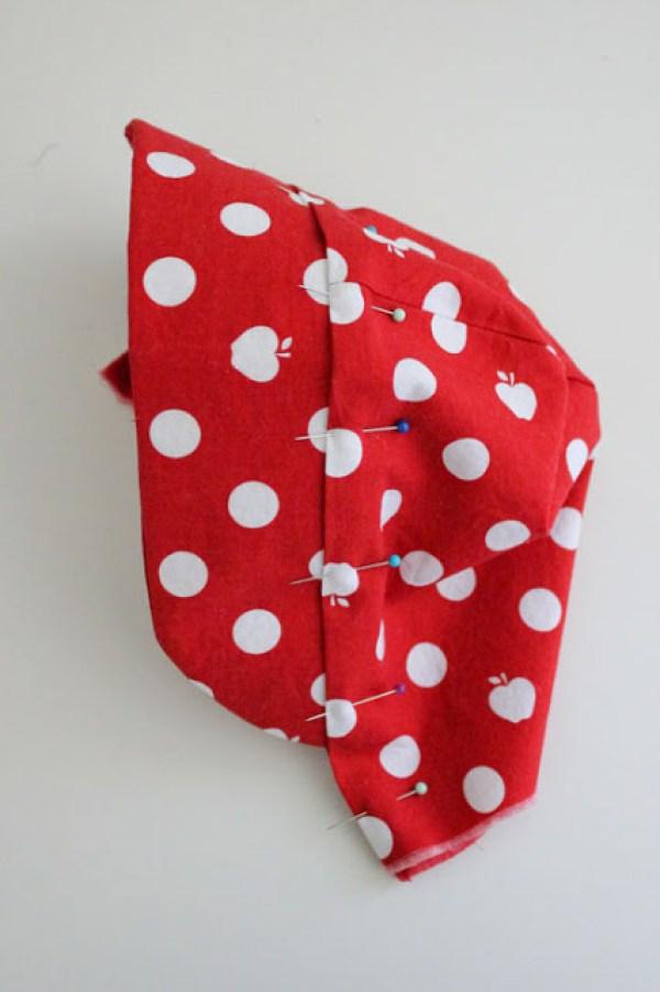Bonnet epingle