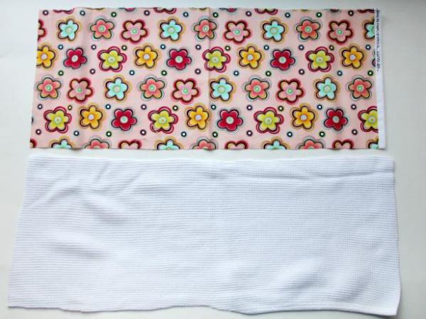 Differents tissus de serviette