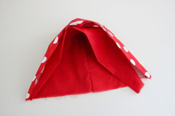 Interieur du bonnet