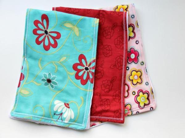 Les serviettes de bb