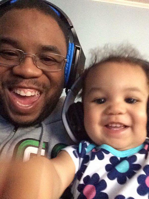 papa-bebe-selfie