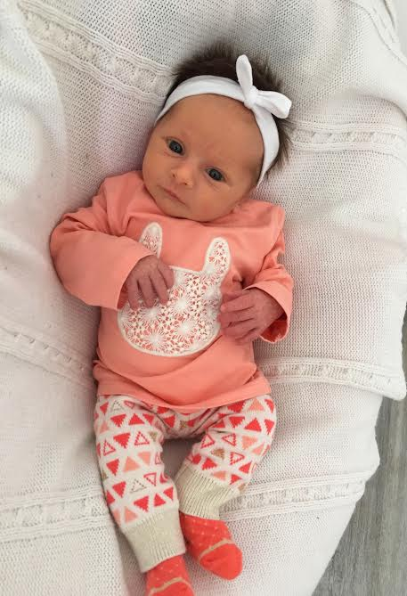 Lily, née le 10 janvier