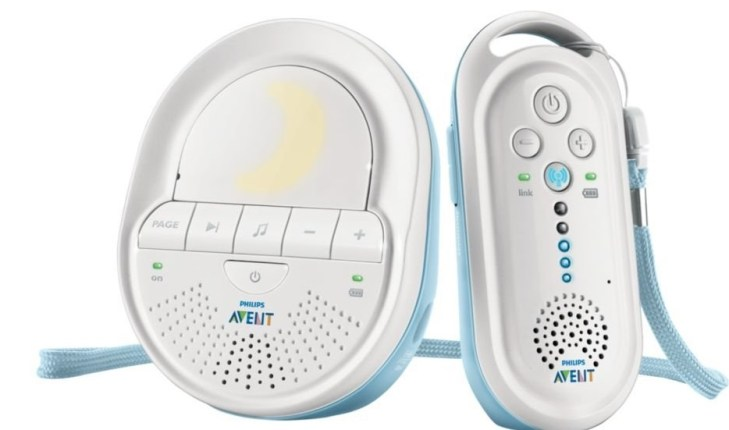 Philips Avent Ecoute bebe Dect SCD505-0