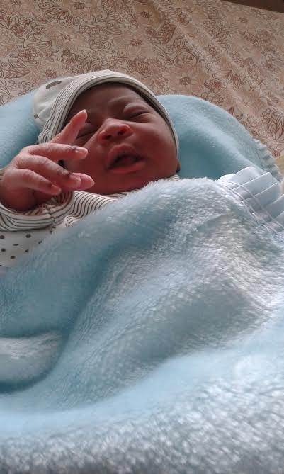 Koudjou Yema Abigaelle, née le 13 février