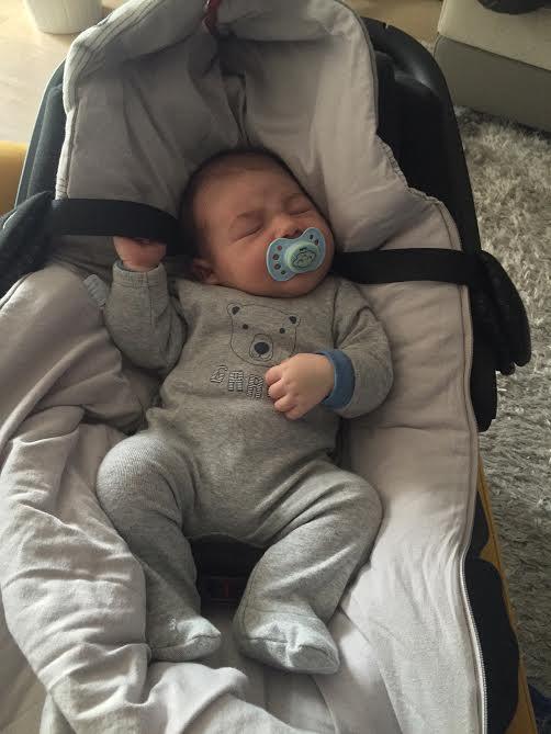 Maxime, né le 7 février