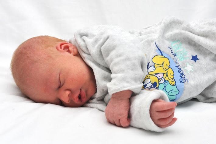 Théo, né le 10 février