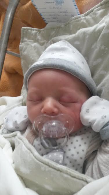 Timoté, né le 10 février
