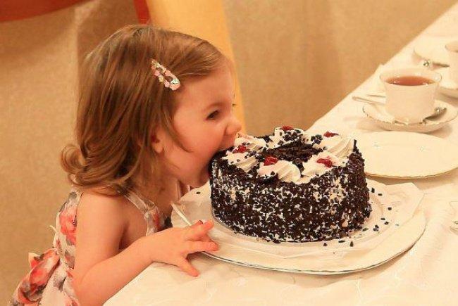 goumandise bebe gateau dessert
