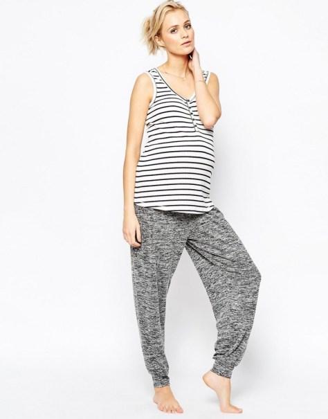 pantalon fluide asos maternity 39,99 euros