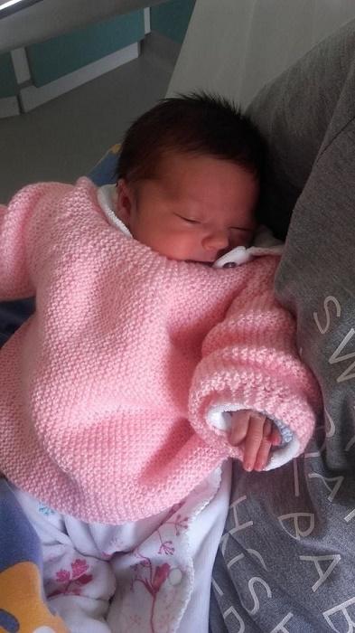 Amélia, née le 21 mars