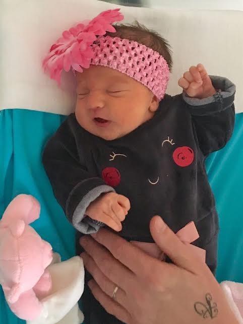 Elaïa, née le 1er mars