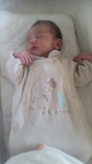 Giulia, née le 20 mars
