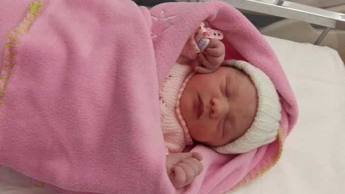 Mila, née le 7 mars