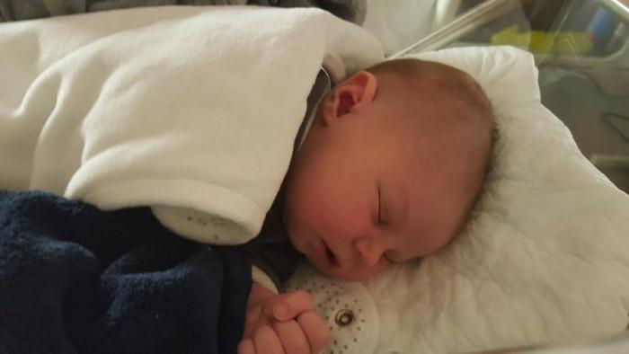 Ruben, né le 19 mars