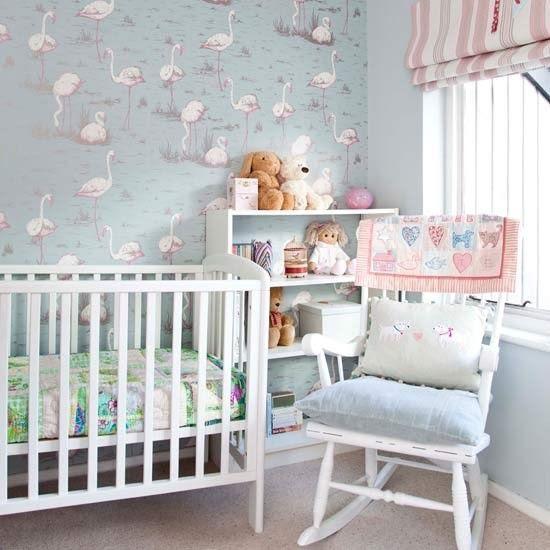 chambre bebe bleu pastel
