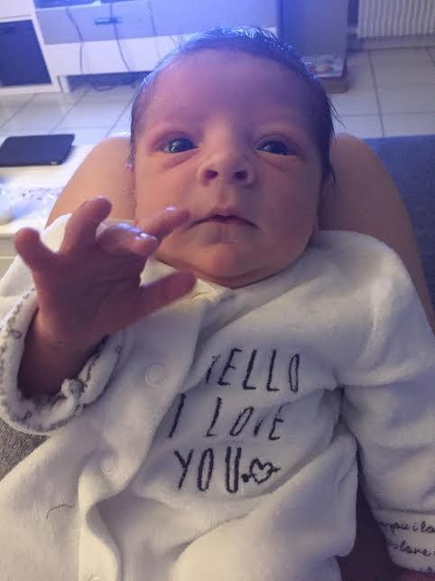 Liam, né le 17 mars