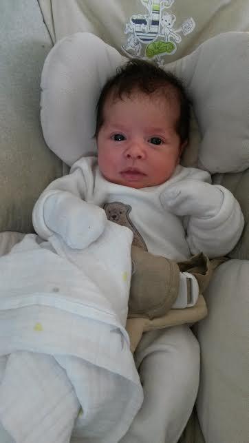 Manon, née le 11 mars