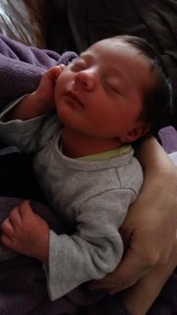 Médéline, née le 12 mars