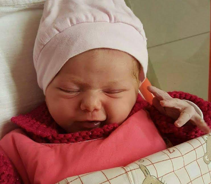 Nathalia, née le 07 avril