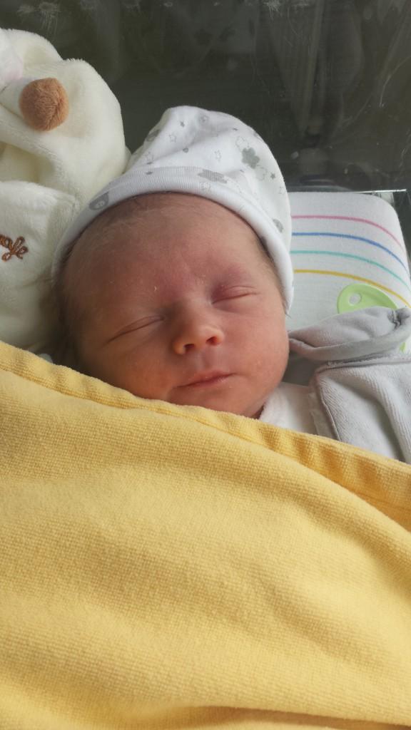 Nolan, né le 21 avril