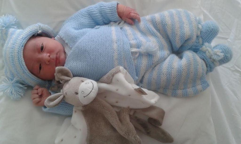 Eliott, né le 14 avril
