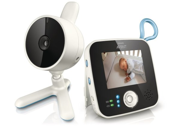 Philips AVENT Ecoute-bebe babycam