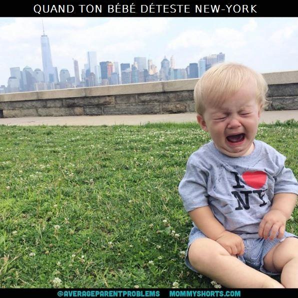quand ton bebe deteste new york