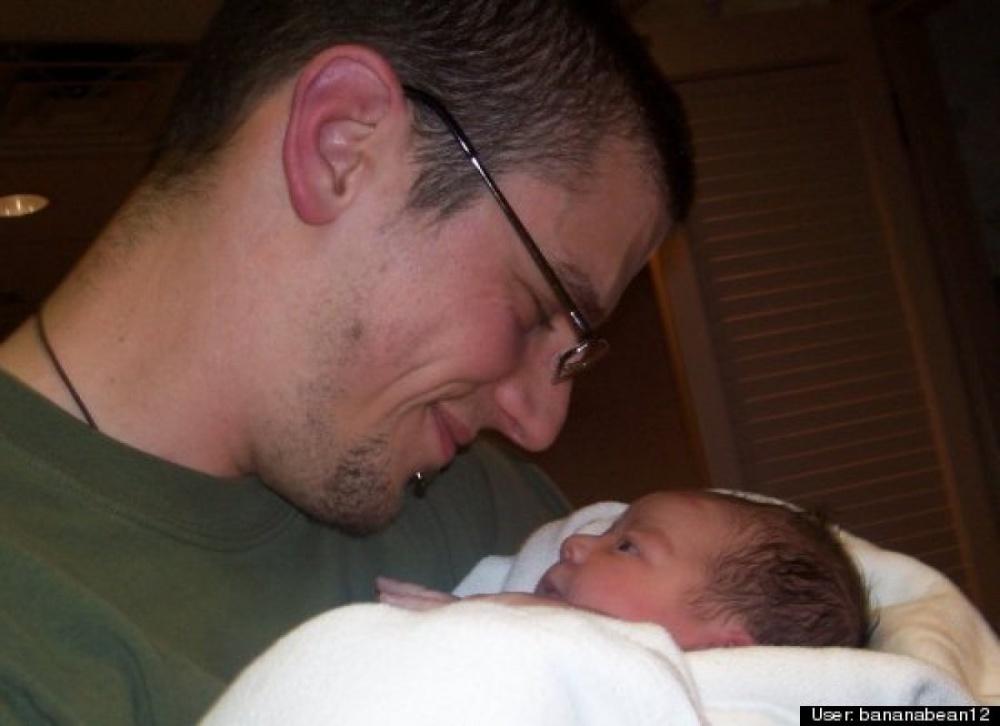 quand papa rencontre bebe pour la premiere fois 11