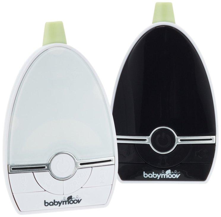 Babymoov Babyphone Expert Care Blanc Noir