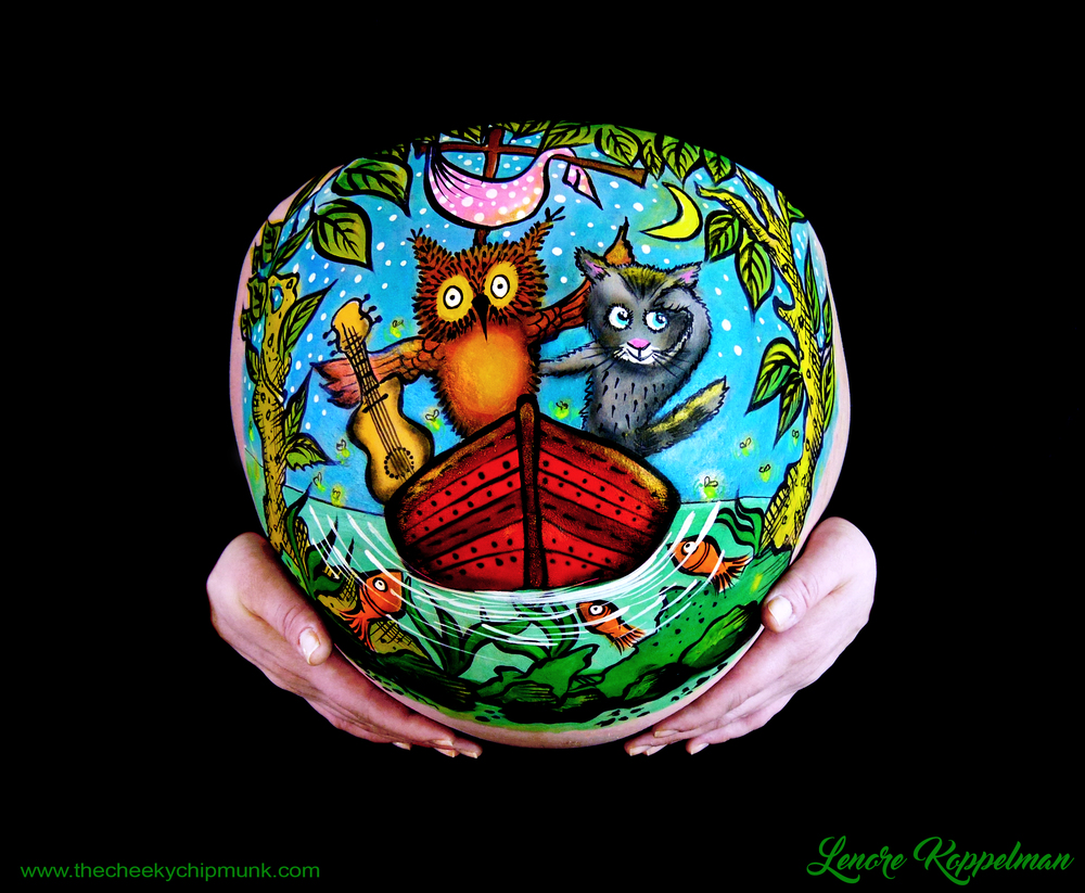 6 incroyables body painting 01