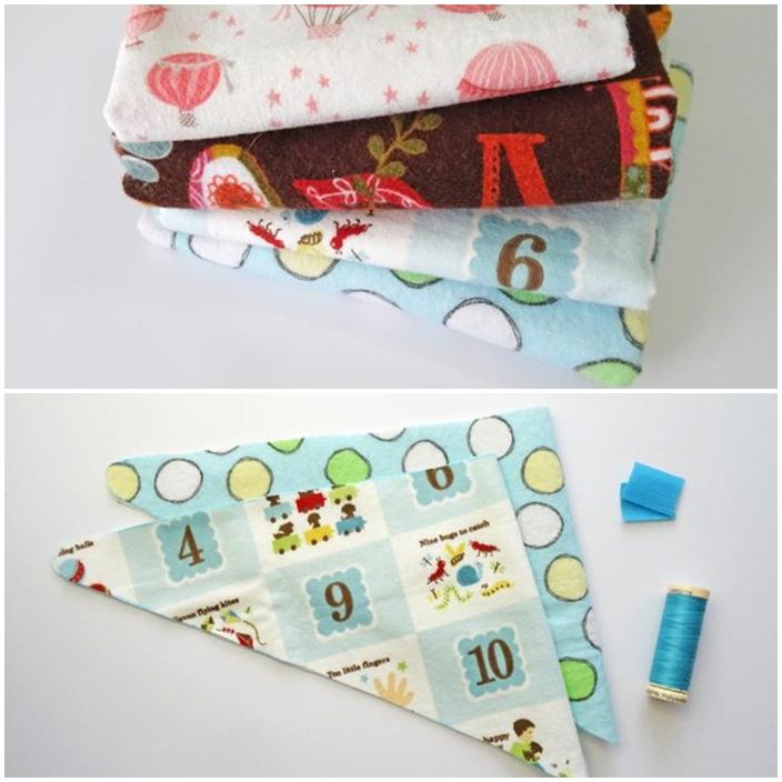 DIY bandana materiels