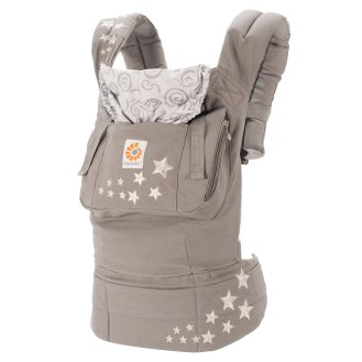 porte bebe gris cosmique