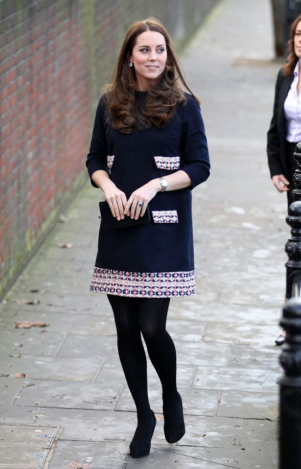 kate middleton enceinte look (8)