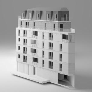 CONSTRUCTION DE 20 LOGEMENTS A ROSNY-SOUS-BOIS (93110) - IMMOBILIERE 3F