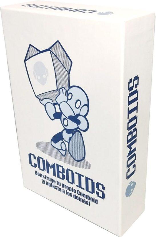 Caja Comboids © 2016 Jorge González de Castro, Jorch