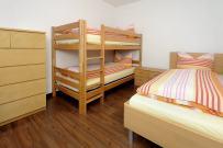 Kinderzimmer Hochbett
